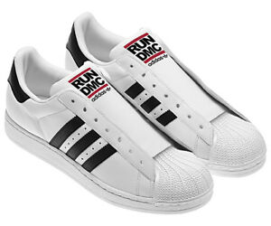 promo code 383ca 7ee91 Image is loading 2013-Adidas-Originals-Superstar-80s-Run-DMC-Injection-