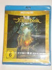 The Jungle Book 3D   Neu Blu Ray  OVP