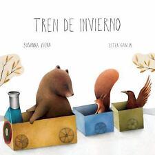 Tren de Invierno by Susanna Isern (2014, Hardcover)