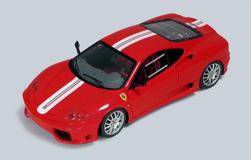 Ferrari 360 modena herausforderung stradale  rot  (rotline 1 43   rl016)