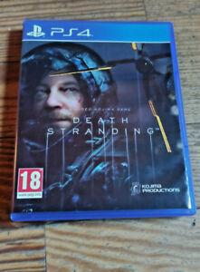 Jeu Death Stranding PS4