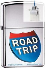 Zippo 9232 road trip movie Lighter & Z-PLUS INSERT BUNDLE