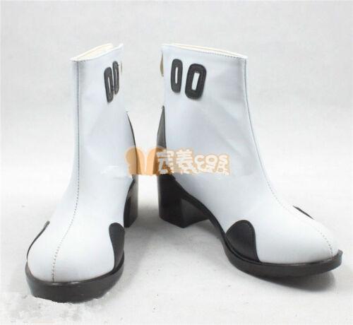 Neon Genesis Evangelion EVA Evangelion Ayanami Rei Boot Shoes Cosplay Boots////