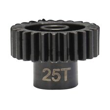 Steel Pinion Gear 5mm Bore 32p (25t) Hot Racing NSG225