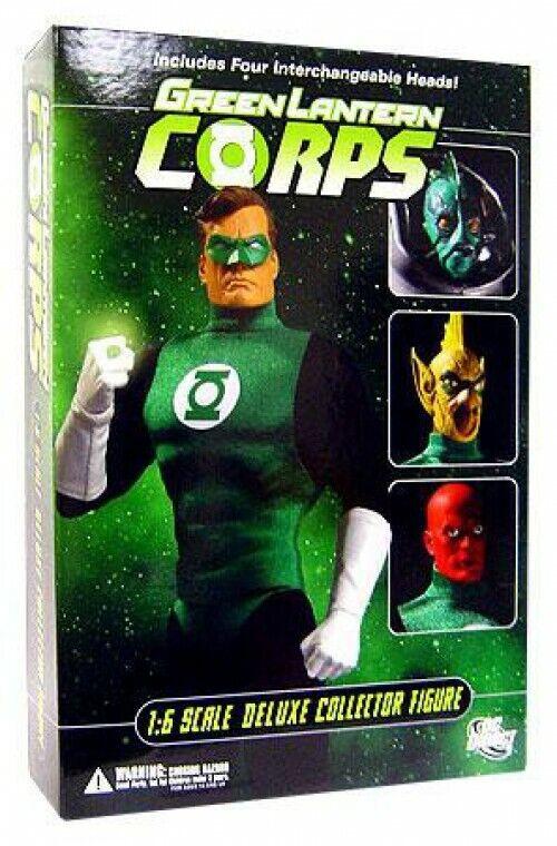 DC 1 6 SCALE Deluxe Corps  des vert Lantern Collectible Figure  réductions et plus