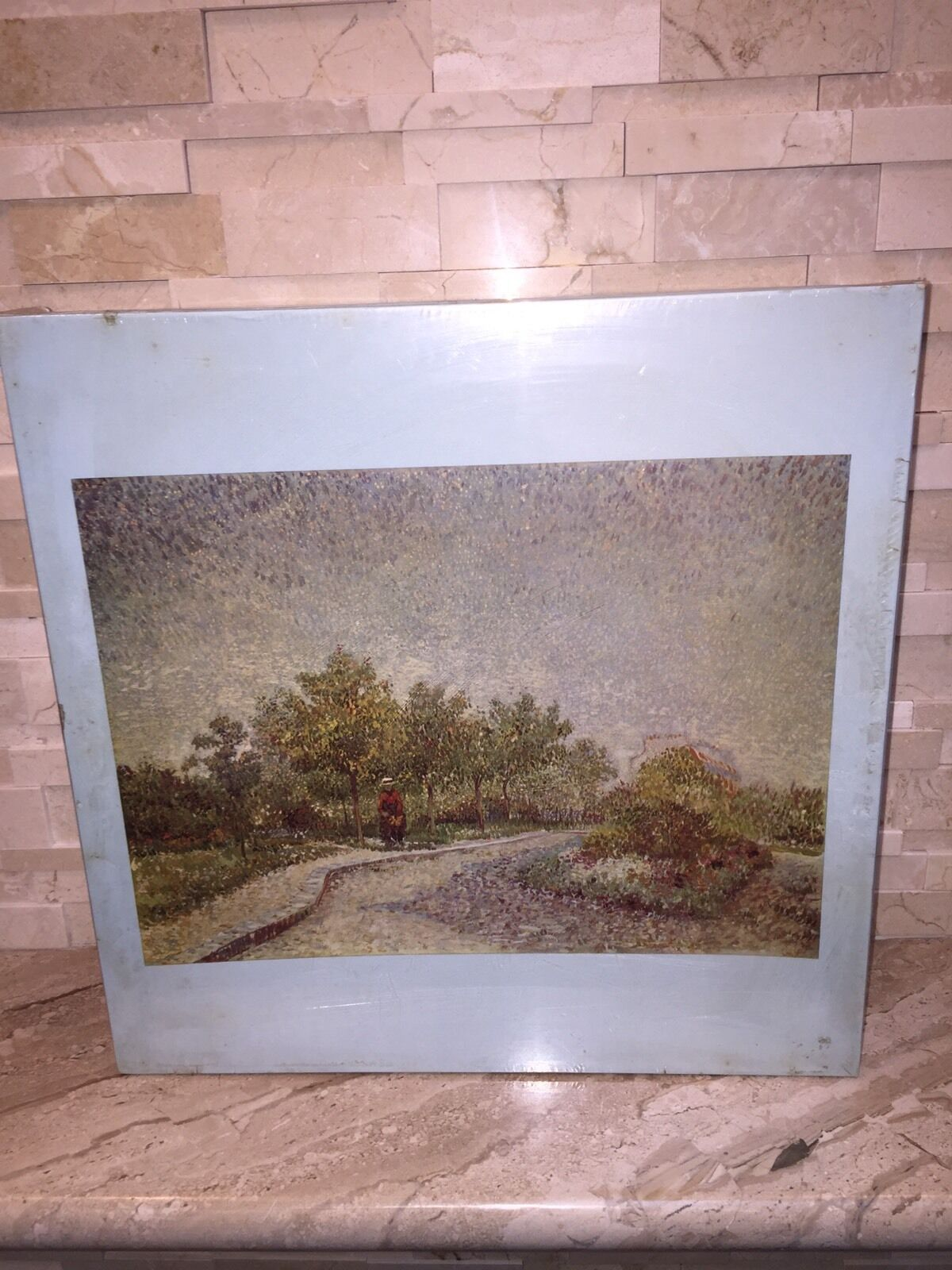 A CORNER IN THE PARK BY VINCENT VAN GOGH 500 PC JIGSAW PUZZLE SEALED