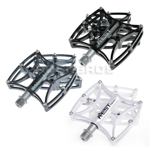 AEST Bike Cycling MTB BMX Magnesium Sealed Bearing Pedals 3 Colors