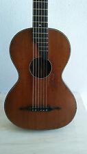 chitarra guitar guitarra guitare Gitarre vintage antica old