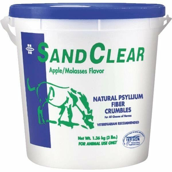Farnam SandClear 3Equine Horse Feed Supplement Crumbles 10203