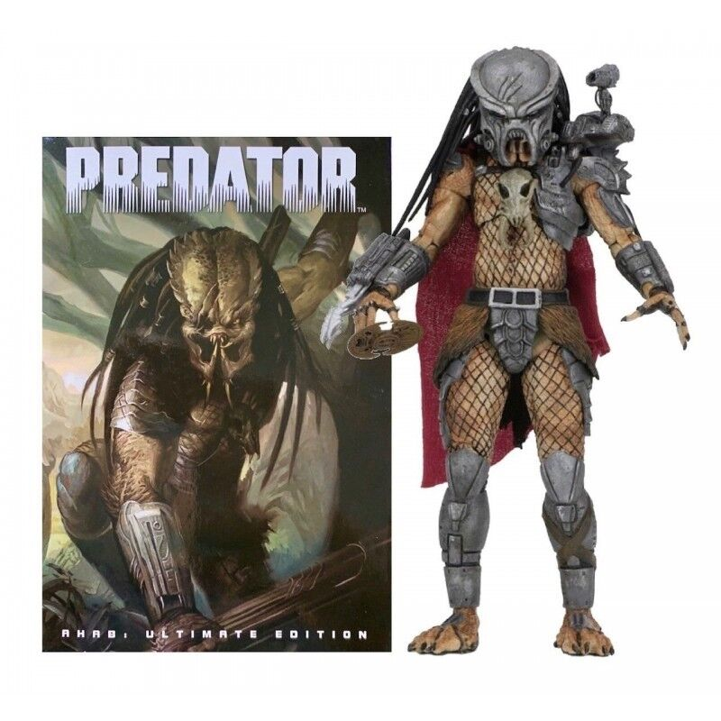 Neca raubtier ultimative ahab raubtier
