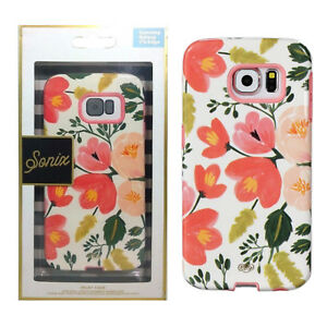 huge selection of e407c 39baa Details about New Sonix Inlay Case for Samsung Galaxy S6 Edge