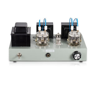 Details about HiFi Single-Ended FU32 Valve Tube Power Amplifier Stereo  Headphone Amp Class A