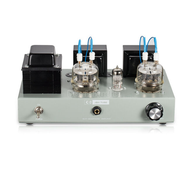 HIFI Single-ended Fu32 Valve Tube Power Amplifier Stereo Headphone Amp  Class a