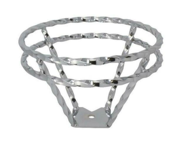 Lowrider Bicycle Full Flat Twisted Straight Steering Wheel Chrome