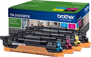 Brother TN-243CMYK Original Toner Multipack