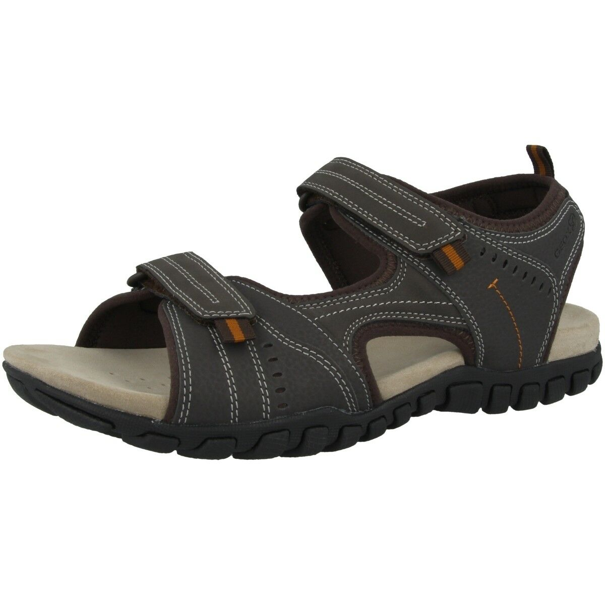 Geox U MITO A Chaussures Homme Sandales Trekking Sandale Coffee u92q2a0bc50c6024