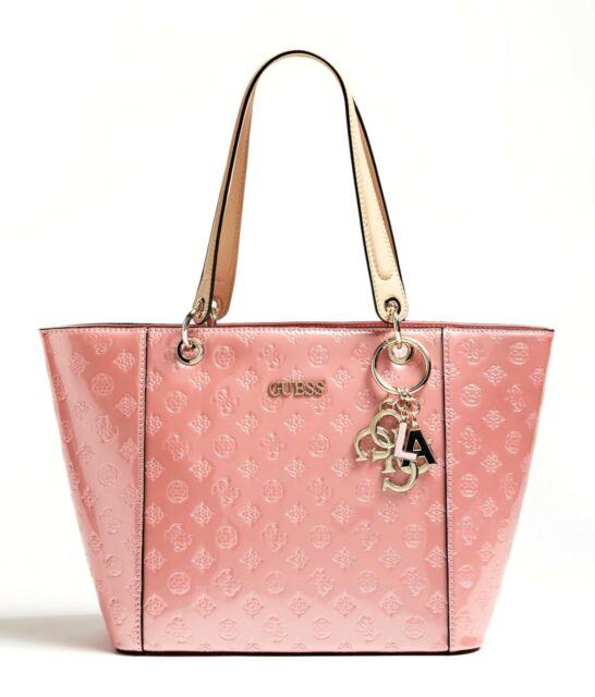 Kamryn Shopper Lederimitat rosa