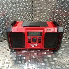 Milwaukee M18 JSR DAB+ Netz-Akku Radio Baustellenradio ohne Akku 4933451251 NEU