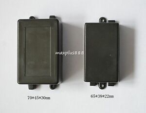 10* Electronic instrument plastic box //project Box//power shell DIY 65*38*22mm