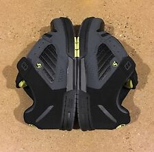 DVS Militia Black Leather Nubuck Size 9.5 US Havoc DC BMX Skate Shoes Sneakers
