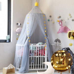 Details about Children Bed Canopy Mosquito Net Bedroom Canopy Fantasy Girl-  show original title