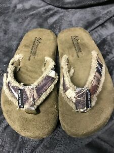 Realtree Outfitters Timber Jr Flip Flop