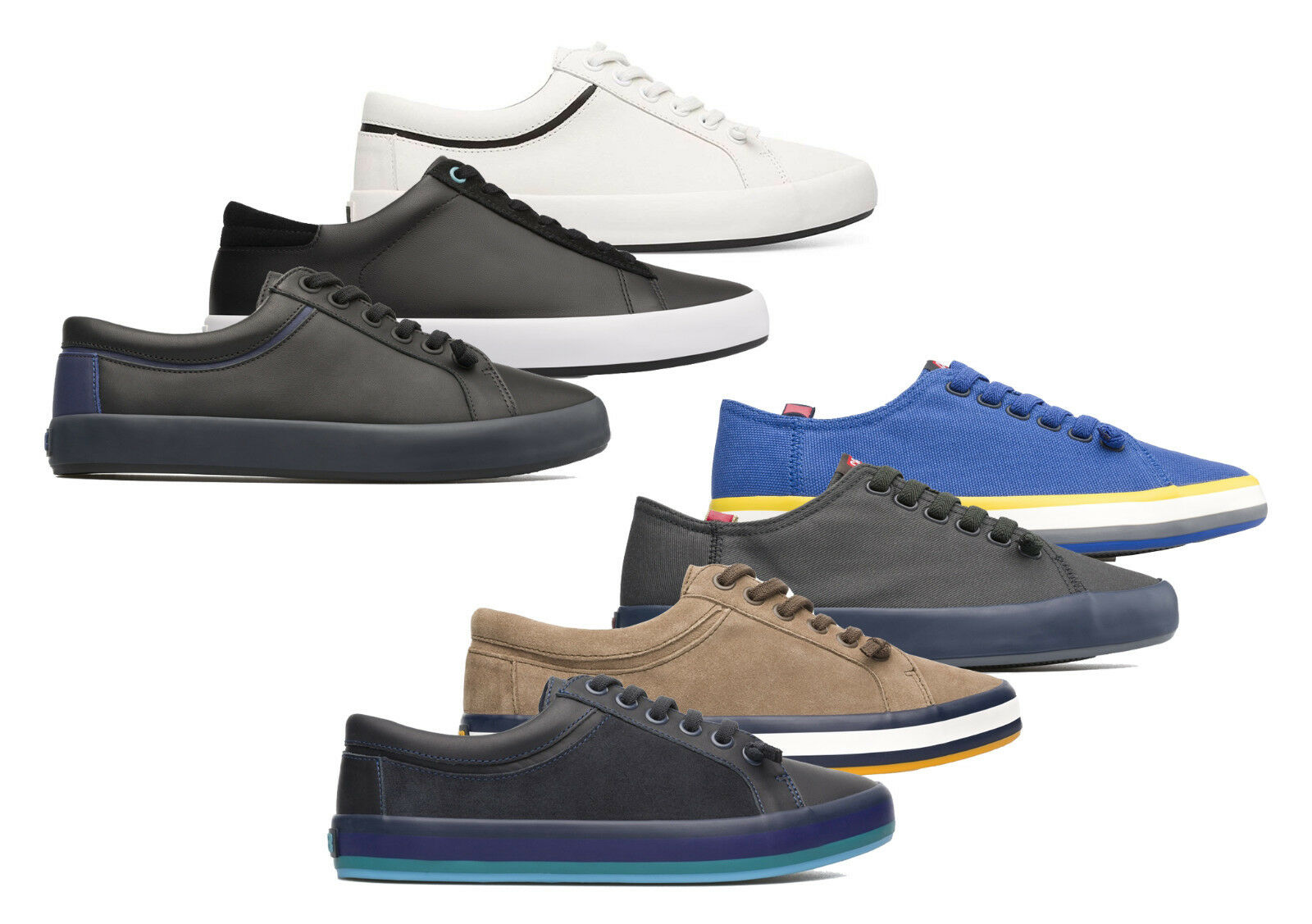 Mens shoes Camper Andratx Casual Sneakers Trainer shoes NEW