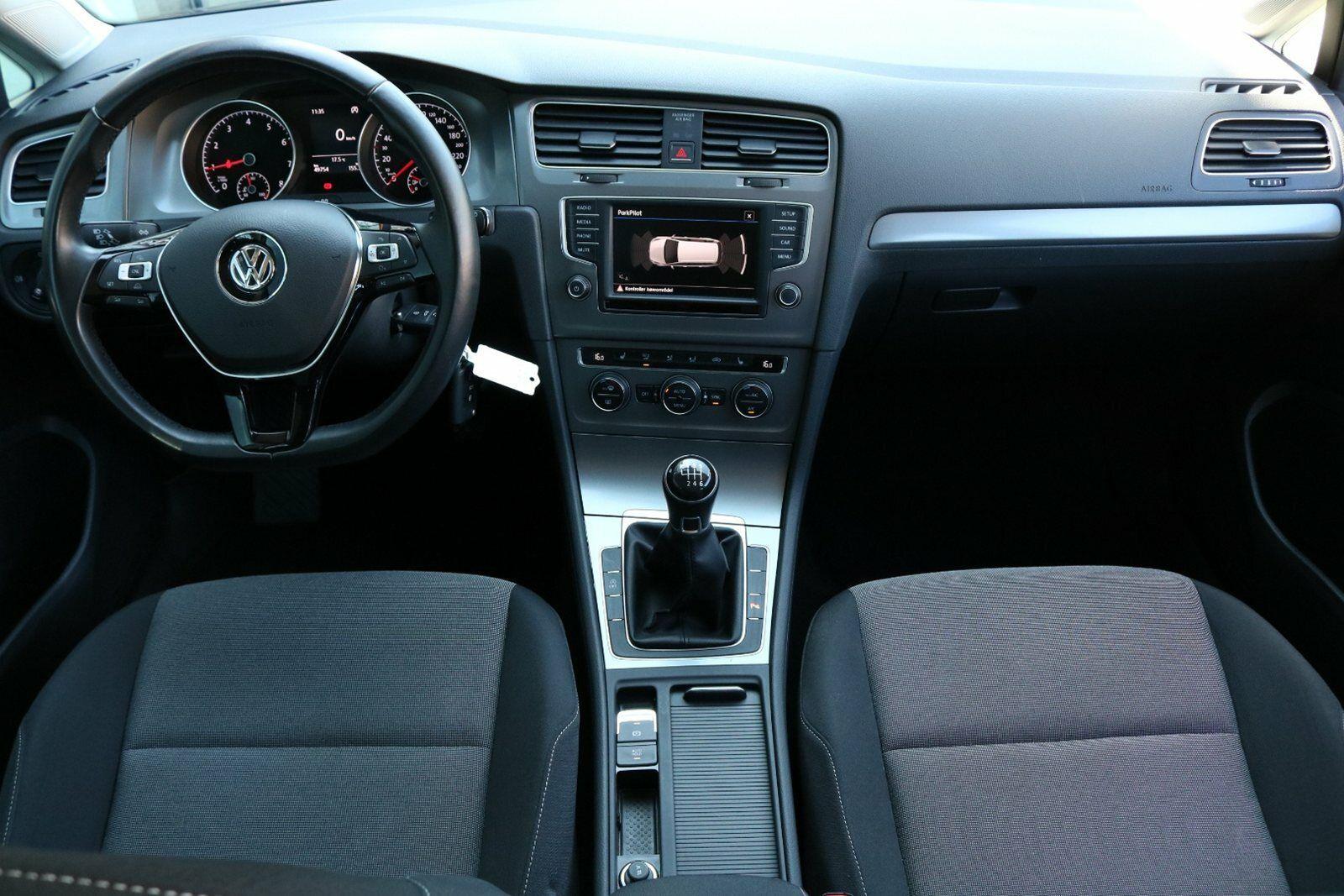 VW Golf VII TSi 115 Style Variant