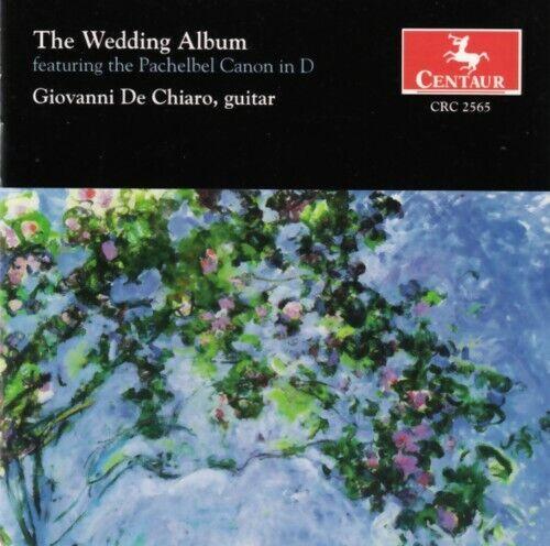 Giovanni de Chiaro - The wedding album - CD -