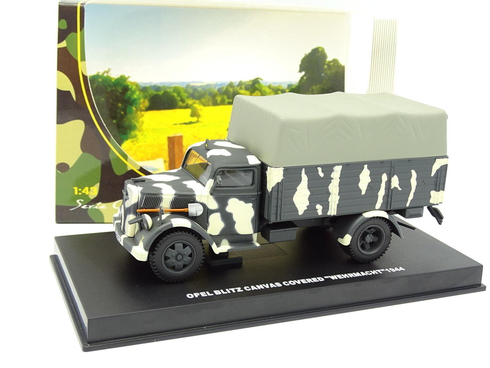 Edison Militaire 1 43 - Opel Blitz Wehrmacht 1944