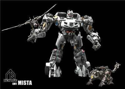 IN STOCK Newage NA XM1 Mista Mini Soundwave Transformable Action Figure