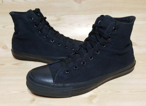 Converse All Star Chuck Black Hi Top Mens Sneakers