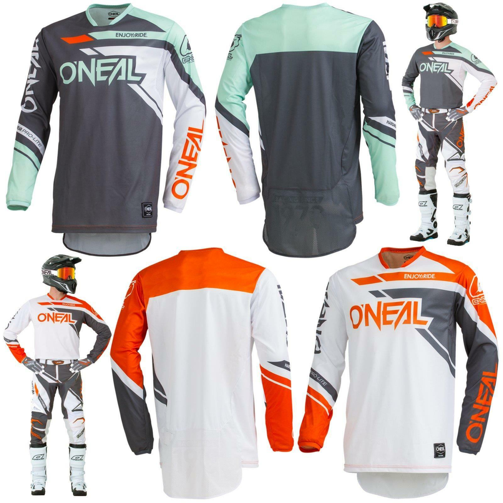 O'Neal Hardwear Rizer Motocross Jersey MX Enduro Motorrad Trikot Mountain Bike