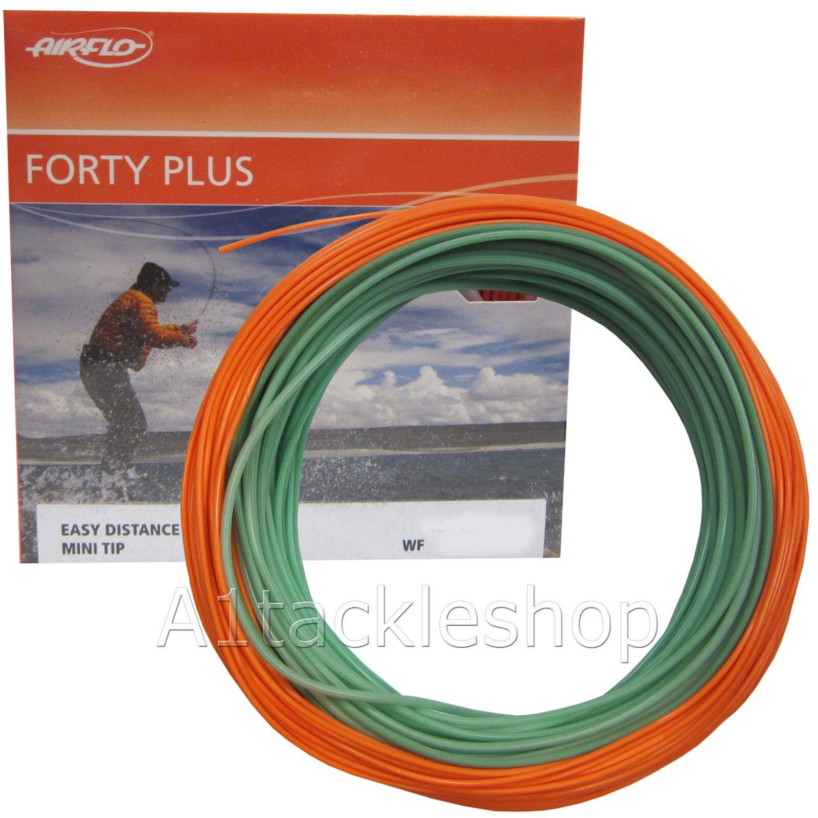 Airflo Forty Plus Easy Distance Slow Intermediate Fliegen Fishing Line