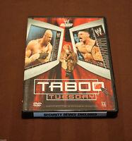 Wwe - Taboo Tuesday 2005 (dvd, 2005) Brand