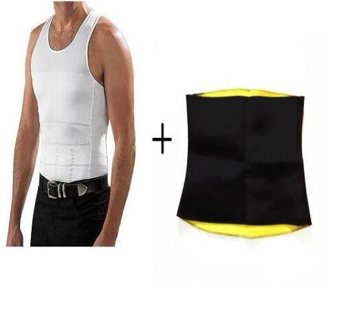 Gym Unisex Hot Sweat Slim Belt,Neoprene Waist Body Shaper Brace Christmas Fit