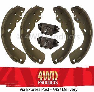 Brake-Shoe-Wheel-Cylinder-SET-for-Ford-Ranger-PJ-PK-Mazda-BT-50-3-0TD-WEAT-06-11