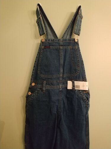 """Squeeze Jeans overalls,/"""" Slim Men Only/"""" SMALL Waist 28 New With TAGS ."""