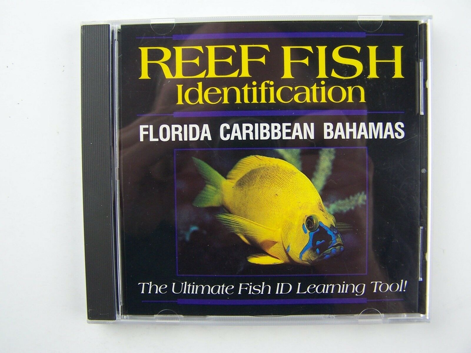 Reef Fish Identification - Florida Caribbean Bahamas CD
