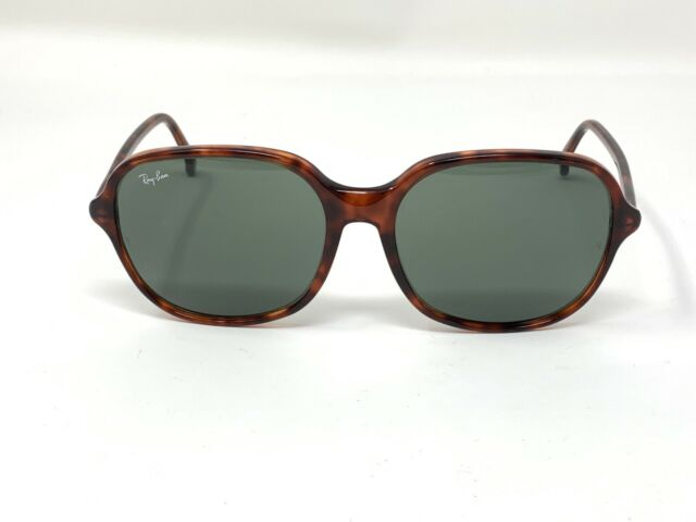 Ray-Ban USA Bausch & Lomb Vintage Red Tortoise Sunglasses