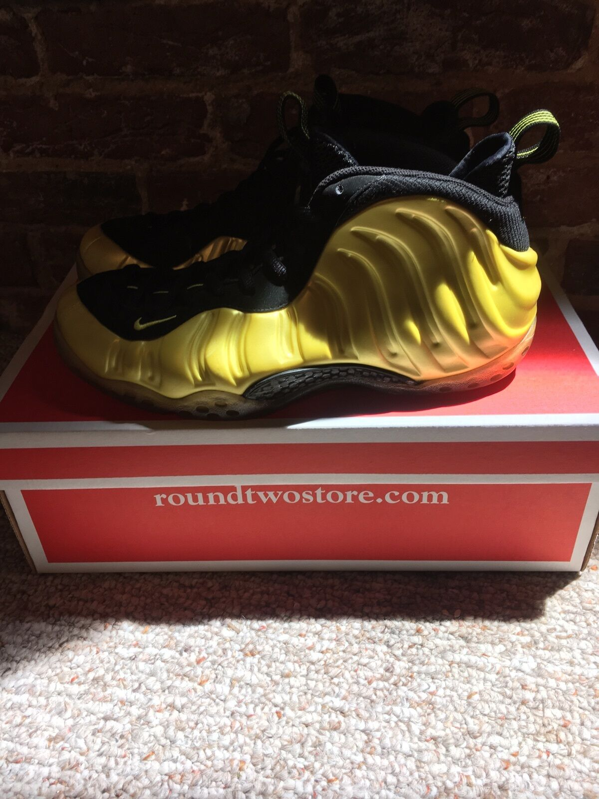 Nike Air Foamposite One Electric Green