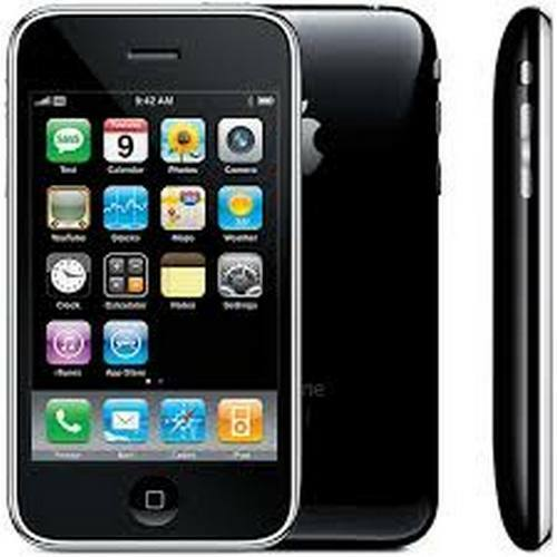 1 of 1 - APPLE IPHONE 3GS 16G-UNLOCKED,JAILBROKEN WITH FANTASTIC APP'S,NEW CGR & WARRANTY