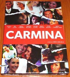 CARMINA-Serie-completa-Digipack-Precintada