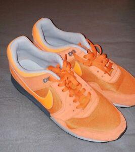 best service a1e96 11186 Image is loading Nike-Air-Pegasus-89-Shoes-Team-Total-Orange-