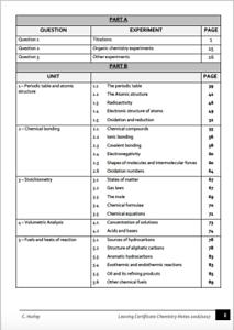 H1-Leaving-Cert-Chemistry-Notes