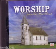 Time Life WORSHIP HEARTLAND CD Classic Christian LENNY LEBLANC As Seen On TV
