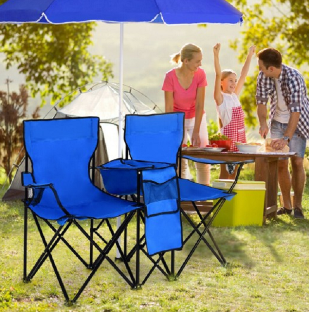 Outdoor Chairs Portable Folding Canopy