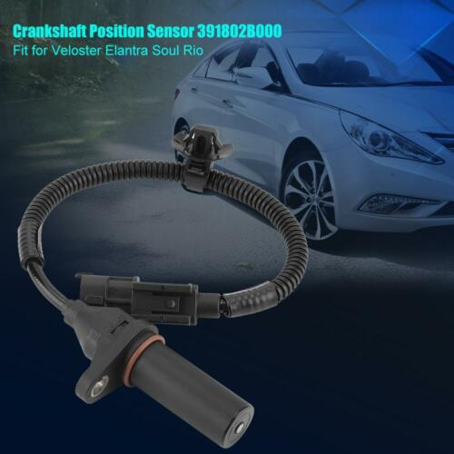 Auto Crank Crankshaft Position Sensor for Accent Veloster Elantra 391802B000 BT