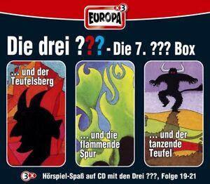 Die-drei-Box-07-Folgen-19-21-drei-Fragezeichen-3-CDs-Alfred-Hitchcock