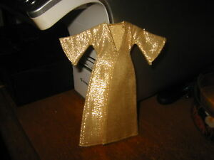 Dawn Doll #8412 Golden Moment in Very Good Condition Coat Only